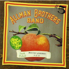 Boston Common 8-17-71 mp3 Live by The Allman Brothers Band