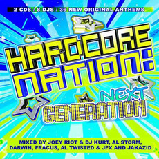 Hardcore Nation: Next Generation mp3 Compilation by Various Artists