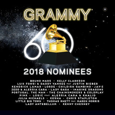 2018 GRAMMY Nominees mp3 Compilation by Various Artists