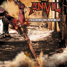 Pounding the Pavement mp3 Album by Anvil