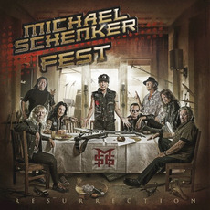 Resurrection mp3 Album by Michael Schenker Fest