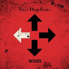 Outsider mp3 Album by Three Days Grace