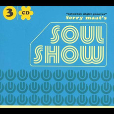 "Ferry Maat's Soulshow ""Saturday Night Grooves"" mp3 Compilation by Various Artists"
