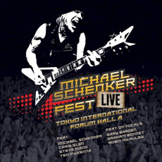 Michael Schenker Fest - Live Tokyo International Forum Hall A mp3 Live by Michael Schenker Fest