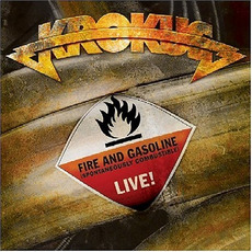 Fire & Gasoline: Live! mp3 Live by Krokus