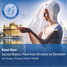 Sacred Waters by Ajeet Kaur