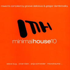 Minimal House 10 mp3 Compilation by Various Artists