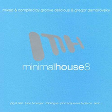 Minimal House 8 mp3 Compilation by Various Artists