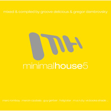 Minimal House 5 mp3 Compilation by Various Artists