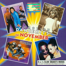 Promotion Dance Hits of November mp3 Compilation by Various Artists