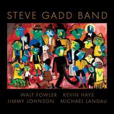 Steve Gadd Band mp3 Album by Steve Gadd Band