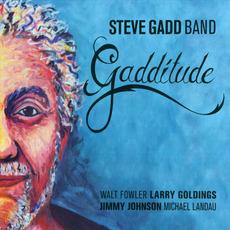 Gadditude mp3 Album by Steve Gadd Band