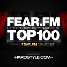Fear.FM Hardstyle Top 100 2011 mp3 Compilation by Various Artists
