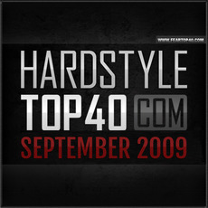 Fear.FM Hardstyle Top 40 September 2009 mp3 Compilation by Various Artists