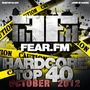 Fear.FM Hardcore Top 40 October 2012