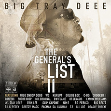 The General's List, Vol. 2 mp3 Album by Big Tray Deee