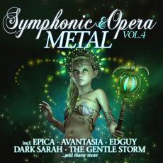 Symphonic & Opera Metal, Vol. 4 by Various Artists