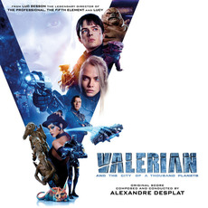 Valerian and the City of a Thousand Planets by Various Artists