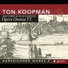 Opera Omnia VI: Harpsichord Works 2