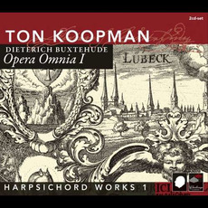 Opera Omnia I: Harpsichord Works 1