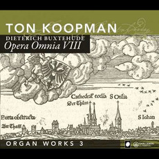 Opera Omnia VIII: Organ Works 3