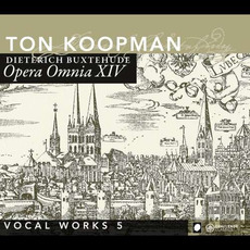 Opera Omnia XIV: Vocal Works 5 mp3 Artist Compilation by Dieterich Buxtehude