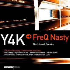 Y4K → FreQ Nasty - Next Level Breaks mp3 Compilation by Various Artists