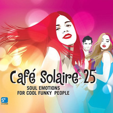 Café Solaire 25 mp3 Compilation by Various Artists