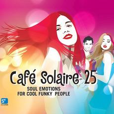Café Solaire 25 by Various Artists