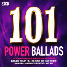 101 Power Ballads mp3 Compilation by Various Artists