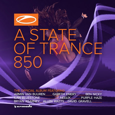 A State of Trance 850 by Various Artists