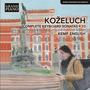 Koželuch: Complete Keyboard Sonatas, Vol. 10