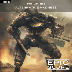 Distorted: Alternative Madness by Epic Score
