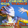 Psychedelic Goa Trance: 2018 Top 40 Hits
