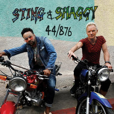 44/876 (Deluxe Edition) mp3 Album by Sting & Shaggy