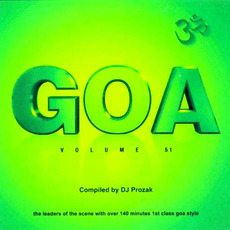 GOA, Volume 51 by Various Artists