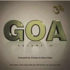 GOA, Volume 53 mp3 Compilation by Various Artists
