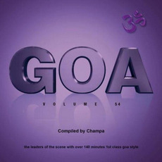 GOA, Volume 54 mp3 Compilation by Various Artists