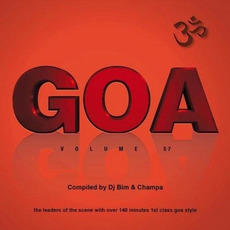 GOA, Volume 57 mp3 Compilation by Various Artists