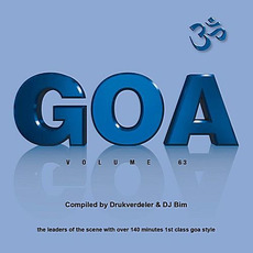 GOA, Volume 63 mp3 Compilation by Various Artists