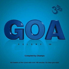 GOA, Volume 56 mp3 Compilation by Various Artists