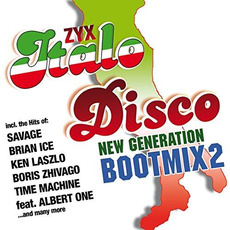 ZYX Italo Disco: New Generation: Bootmix 2 mp3 Compilation by Various Artists