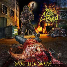 Real-Life Death mp3 Album by Waking the Cadaver