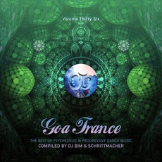 Goa Trance, Vol.36 by Various Artists