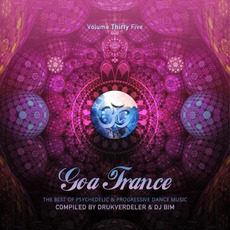 Goa Trance, Vol.35 by Various Artists