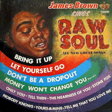 Raw Soul (Remastered) mp3 Album by James Brown