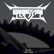 Scars 1988-1990 by Oppression