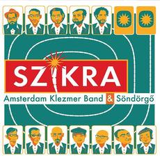 Szikra mp3 Album by Amsterdam Klezmer Band & Söndörgő