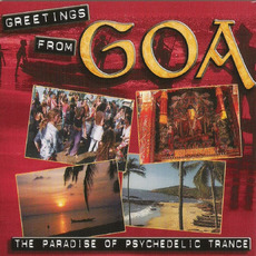 Greetings From Goa mp3 Compilation by Various Artists