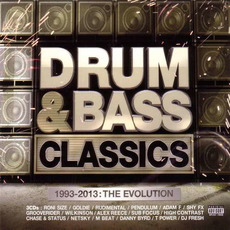 Drum & Bass Classics 1993-2013: The Evolution mp3 Compilation by Various Artists